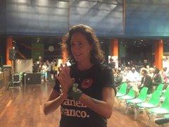 Monica Benicio au Forum