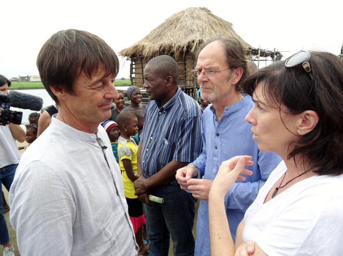 2015 Nicolas Hulot Nokoue Emmaus international 4