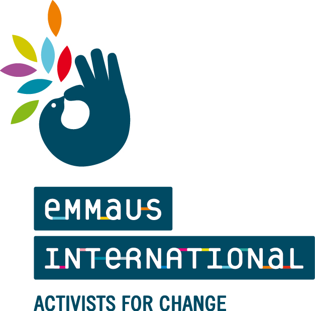 Emmaus International LOGO ENG