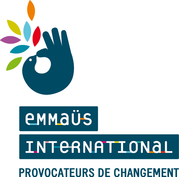Emmaus International LOGO FR RVB