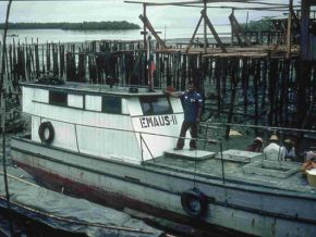 thumb Colombie Barque EmmausII 1980