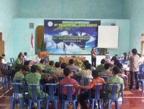 thumb Yayasan Water project Environment Biopore workshop